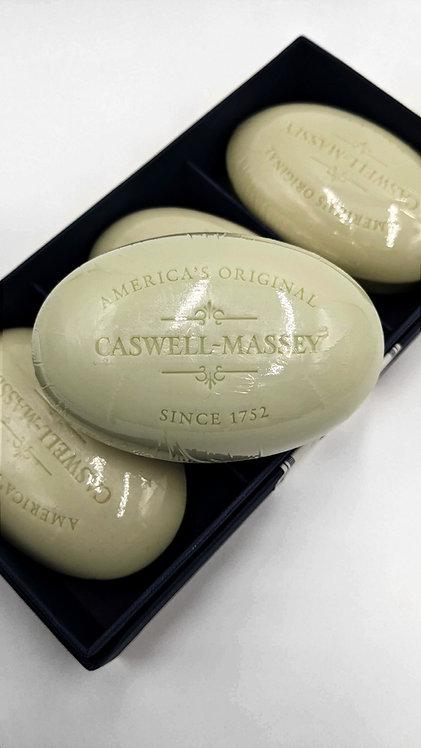 "Caswell Massey ""Heritage""  Jockey Club bar soap, 5.8oz"