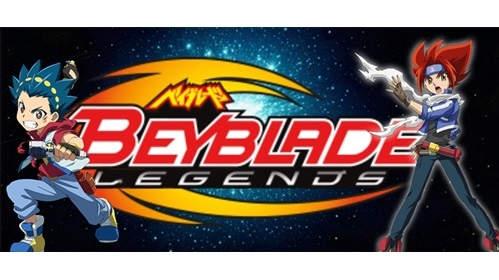 Beyblade Legends