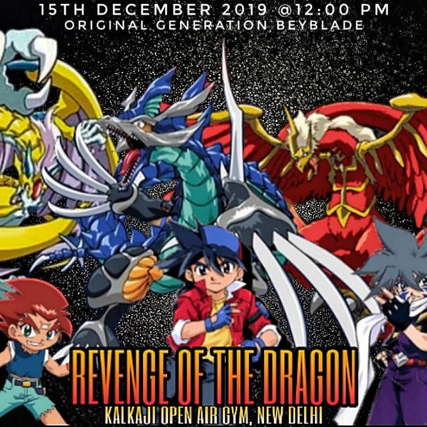 REVENGE OF THE DRAGON !