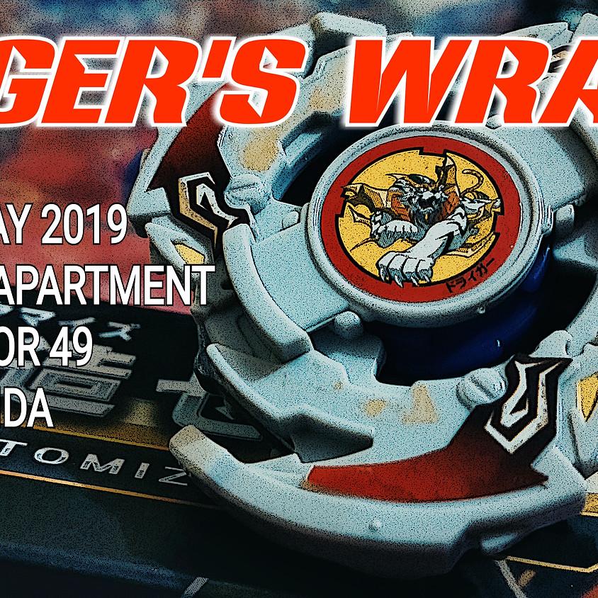 Tiger's WRATH BEYBLADE G REVOLUTION / V FORCE TOURNAMENT | plastic generation tournament  IN NOIDA (1)