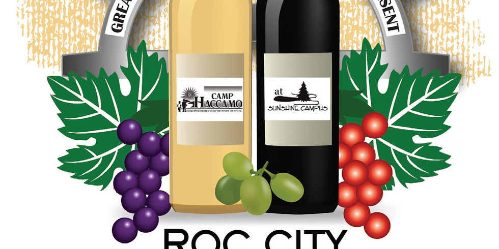 ROC CITY UnCorked Online Auction