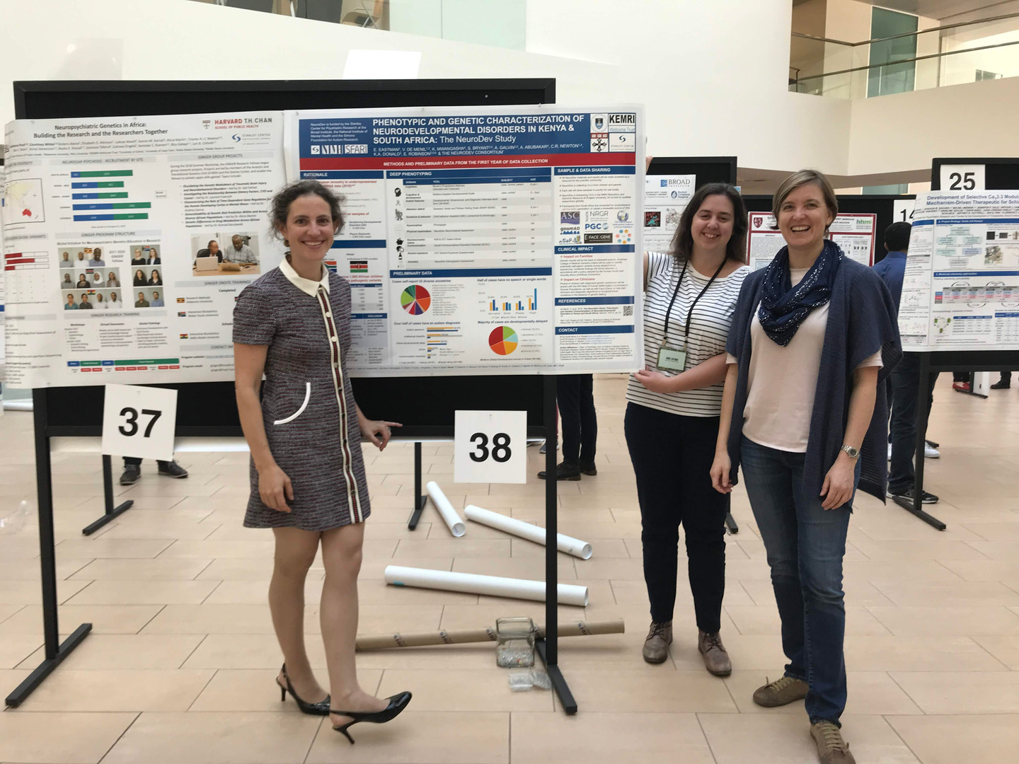 Poster presented at: Stanley Center Symposium: Severe Mental Illness: From Polygenicity to Biology, 2019, Sept 16-17 Boston, MA, USA.
