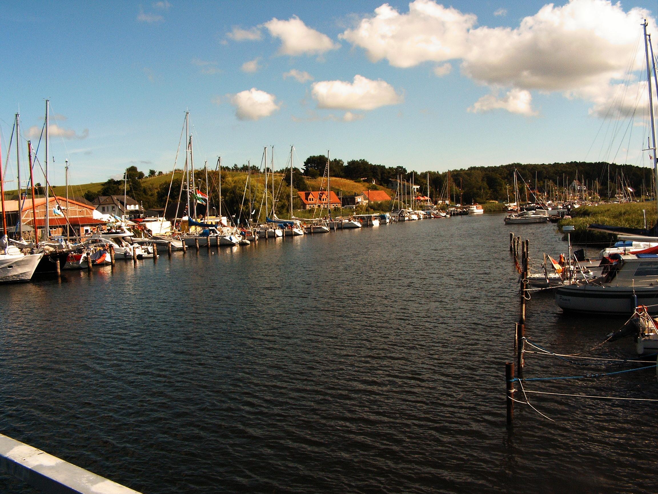 Hafen in Seedorf_Rügen