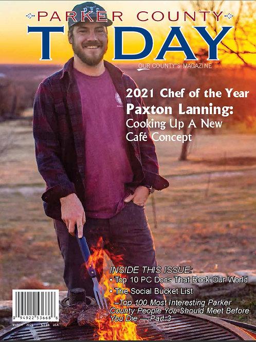 Single Copy Parker County Today Magazine