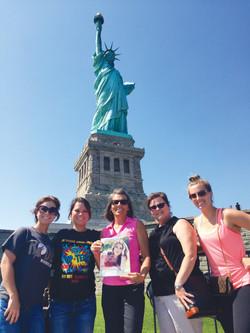 49) Girls trip to NYC