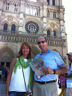 44) Frances and David Adams