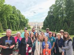 83) Lamb Family and Crew