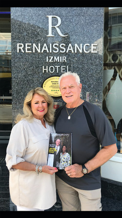 106) Clent and Pam Collier Izmir