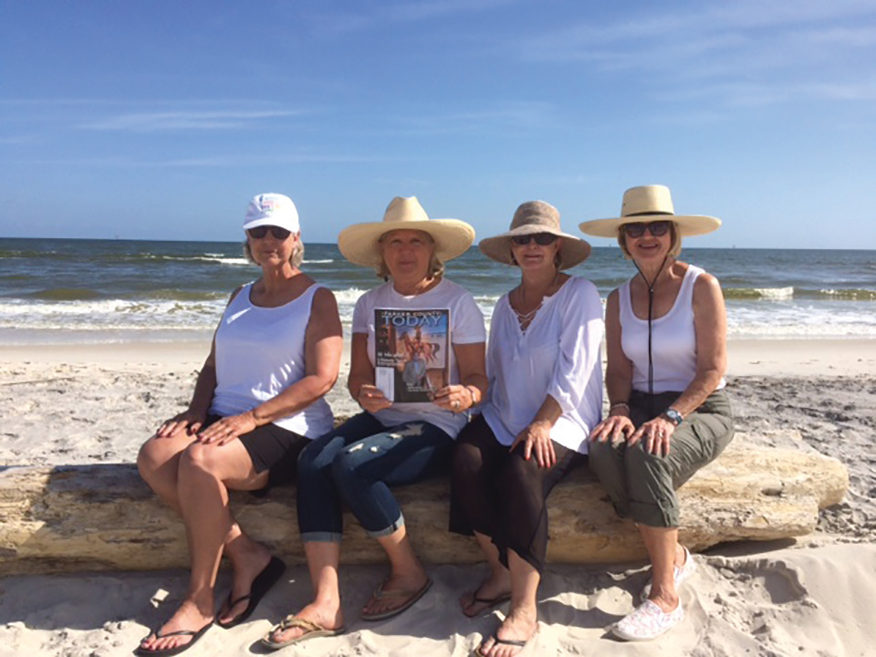 111) Brenda, Jo, Maylyn, Martha