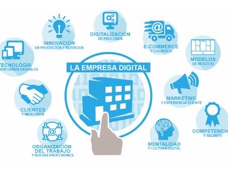 Qué es la transformación digital: beneficios y ejemplos.