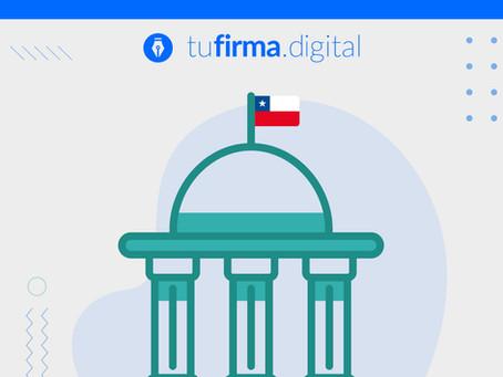 Firmas digitales en Chile