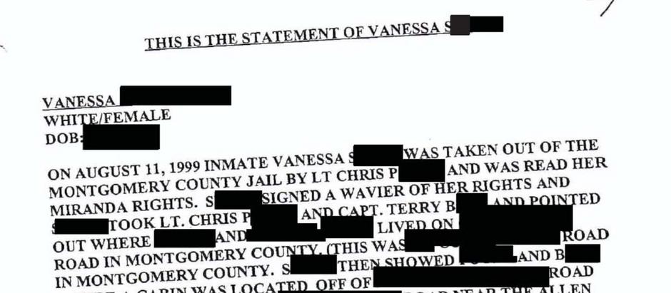 Vanessa S.' Statement Added to Resources