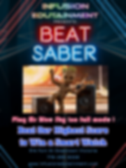 Beat Saber - Best VR game - Infusion Edu