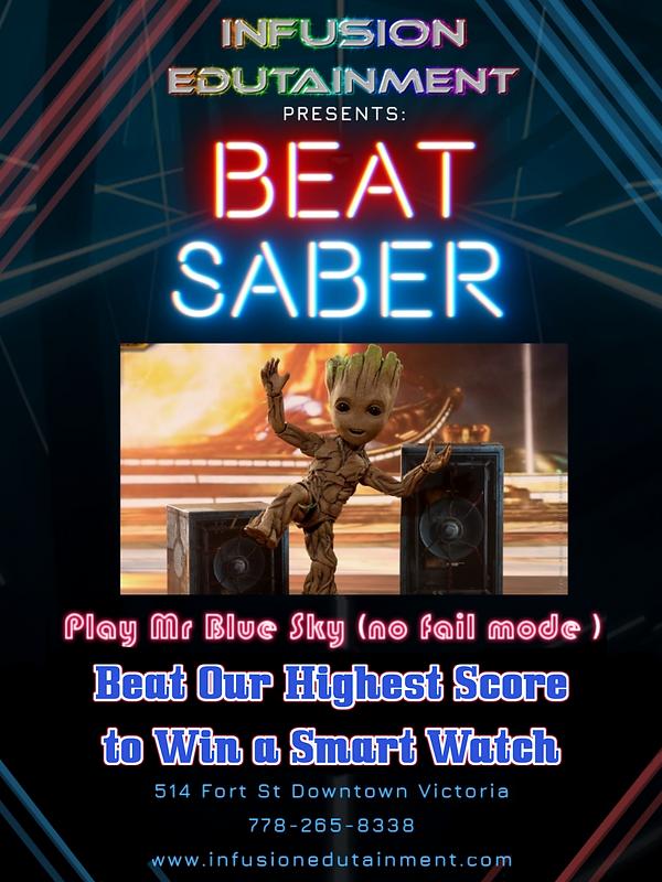 Beat Saber - Best VR game - Infusion Edu
