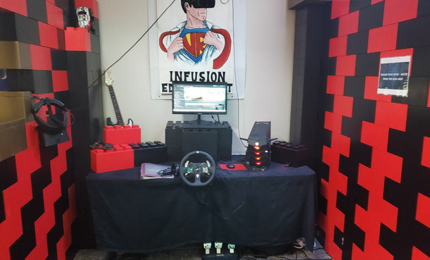 Infusion Edutainment VR Lounge
