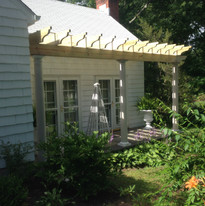 Greenwich CT. Pergola Additions - Richar
