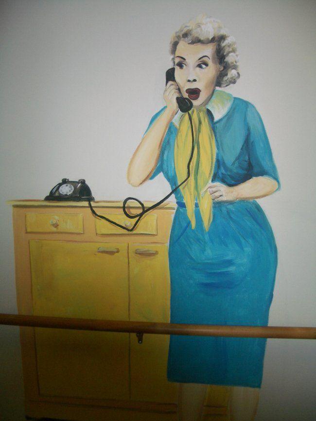 Ethel Mertz Mural