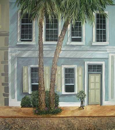Charleston, NC Mural