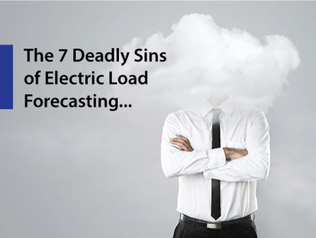 The 7 Deadly Sins of Forecasting