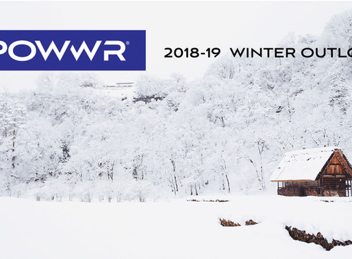 2018-19 POWWR Winter Outlook