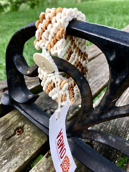 Omba Button Bracelet
