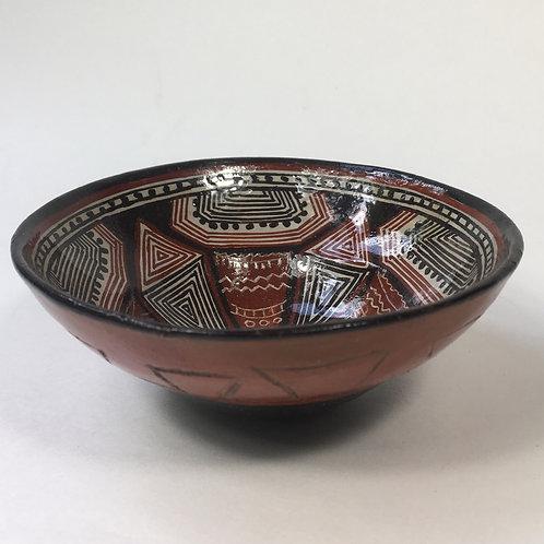 Sacha Warmi Ceramic Clay Bowl (small)