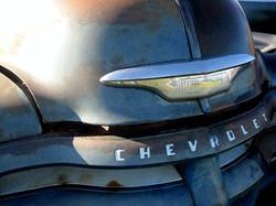 """Chevy Blue""  24 x 32"