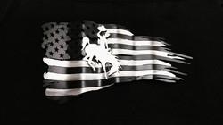 BW BH flag