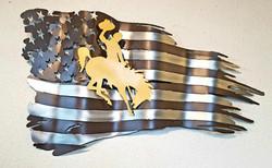 Brown BH Flag