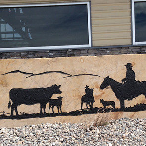 Wright Wy visitors center