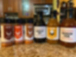 Hunter's sauces and seasonings for everyday cooking and grilling. Great on meat, seafood and veggies.