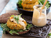 Hunter's Vegan Crab Cakes Recipe