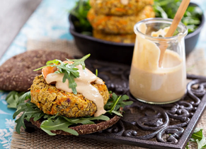 Hunter's Vegan Crab Cakes Recipe