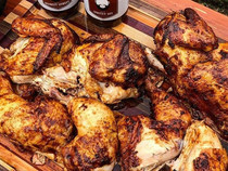 American Barbecue Chicken