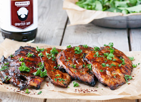 Country Boy BBQ Baked Chicken Breasts