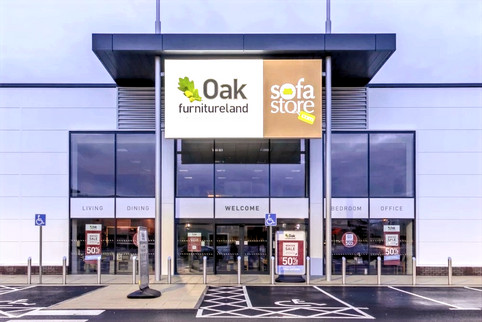 Oak Furniture Land - Basingstoke