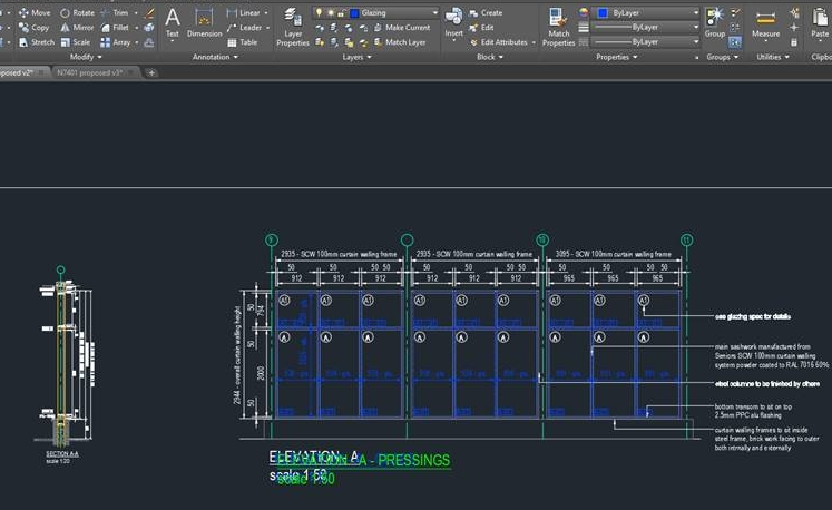 CAD screen shot