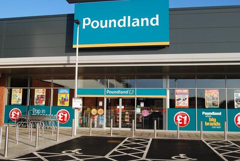 Poundland - Colwick
