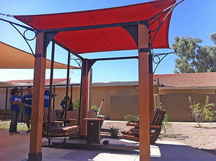 Motion Therapy Wheelchair swing