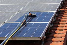 encpro photovoltaïque energies nouvelles courtages service nettoyage