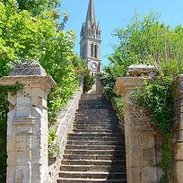 67_Escaliers_ mur cimetière_pont_Amblie_