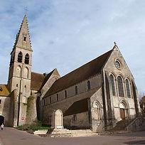 50_Abbaye de Ferrières-en-Gatinais_1995-