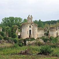 48_Château de Vaujours_Château-Lavallièr
