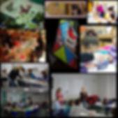 Scrapbooking, cartonnage, reliure, ateliers enfants, anniversaires créatifs