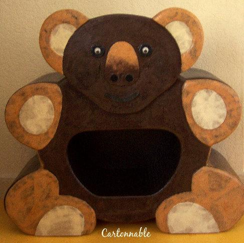 """Chevet en carton """"Koala"""""""