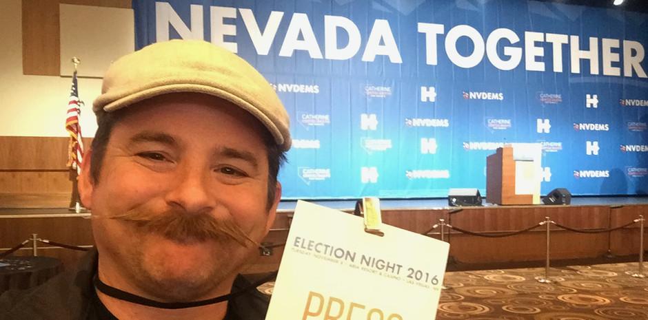 ABC Network News - Election Night 2016