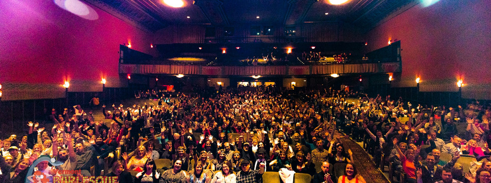 The Crowd at Vermont Burlesque Festival