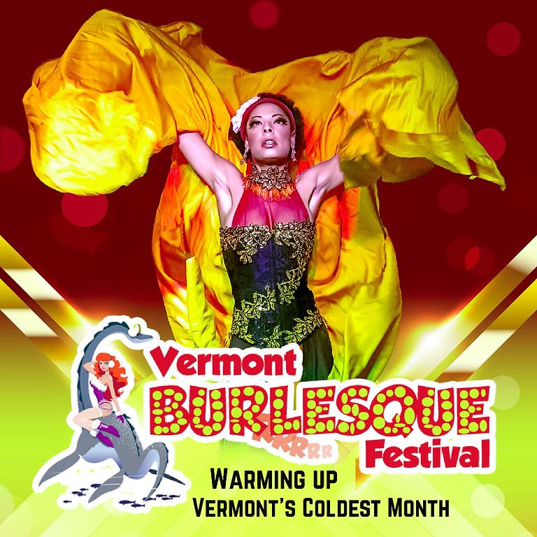 The Vermont Burlesque Festival