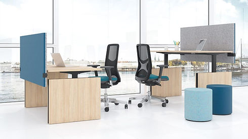 Office Desks & Office Chairs