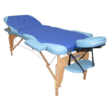 mesa de massagem